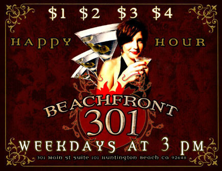 Beachfront 301 - Bars/Nightife -