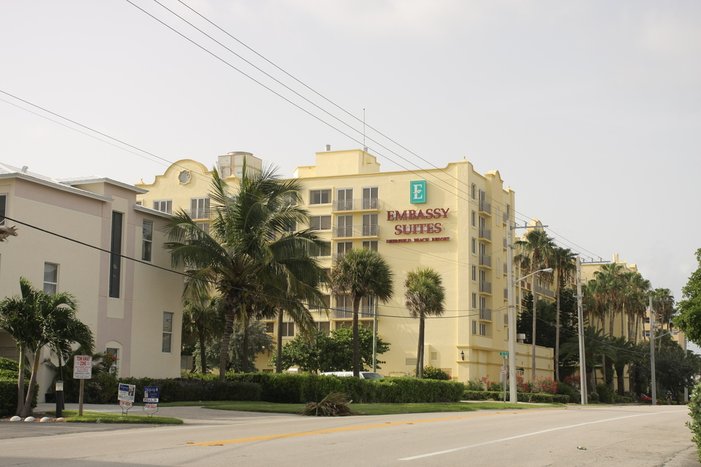 Embassy Suites Hotel Deerfield Beach Resort - Boca Raton - Hotels/Accommodations, Ceremony Sites, Reception Sites - 950 Ocean Drive, Deerfield Beach, FL, United States