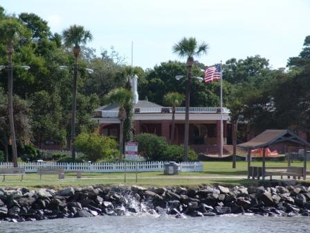 Casino - Attractions/Entertainment, Welcome Sites, Reception Sites - 530 Beachview Dr, St Simons Island, GA, 31522-4711, US