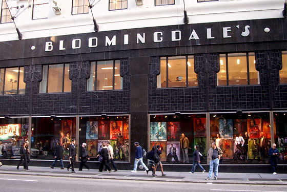 Bloomingdales - Shopping, Attractions/Entertainment - 1000 3rd Ave, 59th & 60th, New York, NY, United States