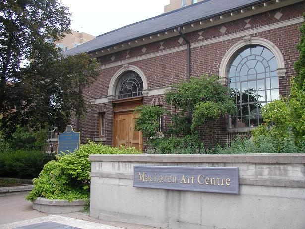Maclaren Art Centre - Ceremony Sites, Reception Sites, Ceremony & Reception - 37 Mulcaster Street, Barrie, ON, Canada