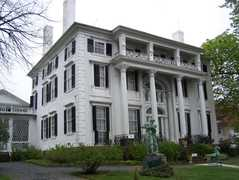 Linden Place - Ceremony - 500 Hope St, Bristol, RI, 02809