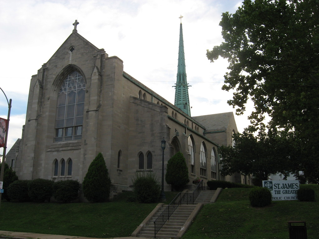 St. James The Greater Church - Ceremony Sites - 6401 Wade Ave, St Louis, MO, 63139, US