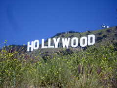 Hollywood Sign - Hollywood Sign - Hollywood Sign, Los Angeles, CA