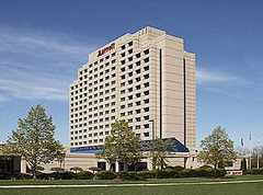 Troy Marriott - Hotel Recommendation not Downtown - 200 W Big Beaver Rd, Troy, MI, 48084, US