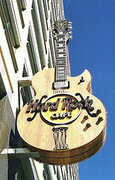 Hard Rock Cafe - Restaurant - 45 Monroe St, Detroit, Michigan, United States
