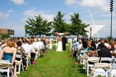 O'Donnel Park North Garden - Ceremony - 931 E Wisconsin Ave, Milwaukee, WI, USA