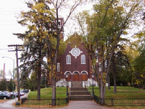 Church Of Christ The King - Ceremony Sites - 30 Beech St, Sudbury, ON, P3C