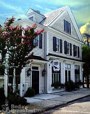 Old Village Post House - Restaurants, Hotels/Accommodations, Rehearsal Lunch/Dinner, Brunch/Lunch - 101 Pitt St, Mt Pleasant, SC, 29464