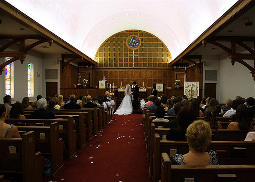 Trinity United Methodist Church - Ceremony Sites - 201 Cedar St, Smithfield, VA, 23430, US