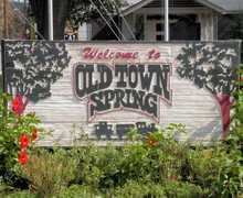 Old Town Spring - Attraction - 403 Main Street, Spring, TX, United States