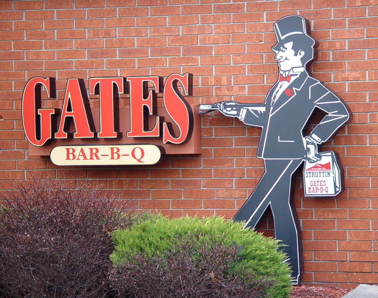 Gates Bar-b-q: Kansas City Missouri - Restaurants - 3205 Main Street, Kansas City, MO, United States