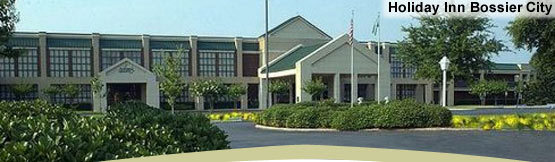 Holiday Inn - Reception Sites, Hotels/Accommodations - 2015 Old Minden Rd, Bossier City, LA, 71111