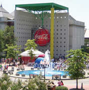 World of Coca-Cola - Attraction - World of Coca-Cola, 55 Martin Luther King Jr Dr SW, Atlanta, GA