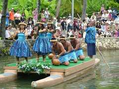 Polynesian Cultural Center - Attraction - 55-370 Kamehameha Hwy, Laie, HI, 96762, US