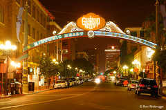 The Gaslamp - Attraction - Gaslamp, San Diego, CA, San Diego, California, US
