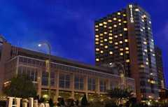 Hilton Windsor - Hotel - 277 Riverside Dr W, Windsor, ON, N9A 7J1