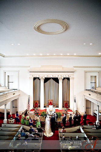 Trinity United Methodist Church - Ceremony Sites - 225 W President St, Savannah, GA, 31401