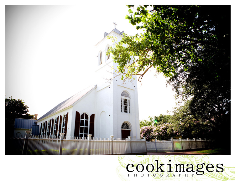 Old Christ Church - Ceremony Sites - 405 S Adams St, Pensacola, FL, 32502, US