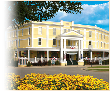 Stafford's Hospitality: Perry Hotel - Stafford's - Hotels/Accommodations, Reception Sites, Ceremony Sites, Restaurants - 100 Lewis St, Petoskey, MI, 49770