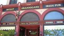 Molly Brannigans Irish Pub - Restaurants, Bars/Nightife - 506 State Street, Erie, PA, United States