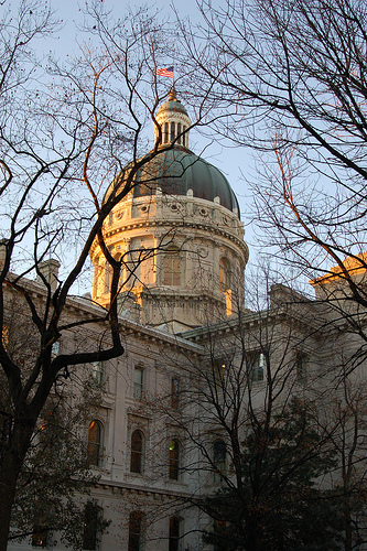 Indiana Statehouse - Ceremony Sites - N Capitol Ave, Indianapolis, IN, 46204