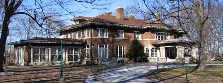 Allison Mansion- Marian University - Reception Sites - 3200 Cold Spring Rd, Indianapolis, IN, 46222