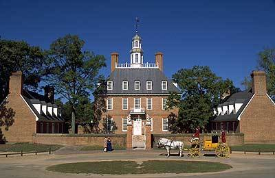 Colonial Williamsburg - Attractions/Entertainment - 102 Visitor Center Dr, Colonial Williamsburg, Williamsburg, VA, United States