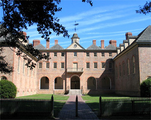 College Of William & Mary - Reception Sites, Attractions/Entertainment - 102 Richmond Rd, Williamsburg, VA, United States