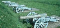 Yorktown Battle Field - Attraction - Yorktown, VA, Yorktown, VA, US