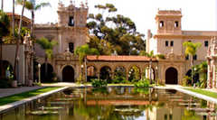 Balboa Park - Attraction - Balboa Park, San Diego, CA