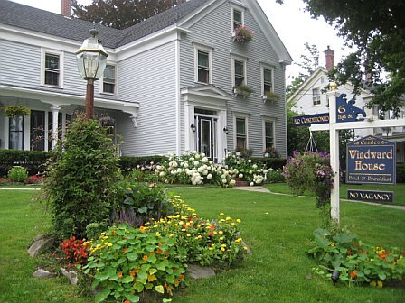The Windward House - Ceremony Sites, Reception Sites - 6 High St, Camden, ME, 04843