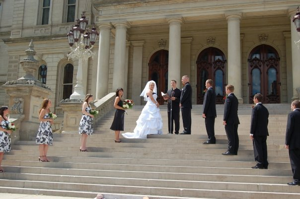 Michigan State Capitol Building - Ceremony Sites, Attractions/Entertainment - 100 N Capitol Ave, Lansing, MI, 48933, US