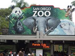 San Diego Zoo - Amusement Parks - 2920 Zoo Dr, San Diego, CA, USA
