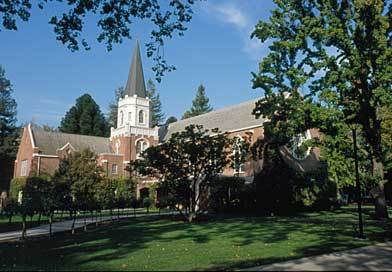 Morris Chapel At University Of The Pacific - Ceremony Sites, Attractions/Entertainment - 3601 Pacific Ave, Stockton, CA, 95211