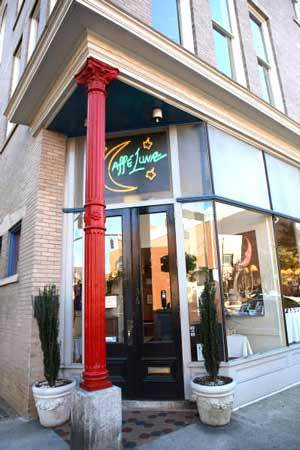 Caffe Luna - Ceremony Sites, Reception Sites, Restaurants - 136 E Hargett St, Raleigh, NC, United States