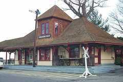 Chesapeake Beach Railway Museum - Attraction - 4155 Mears Ave, Chesapeake Beach, MD, United States