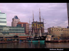 Inner Harbor - Attraction - Inner Harbor, Baltimore, MD