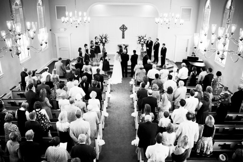 Cedar Springs Presbyterian Church - Ceremony Sites - 9132 Kingston Pike, Knoxville, TN, United States