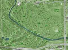 Veenker Memorial Golf Course - Attraction - 1925 Stange Rd, Ames, IA, 50014