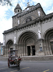 Manila Metropolitan Cathedral-basilica - Ceremony Sites - Cabildo cor. Beaterio St., Intramuros, Manila, Philippines