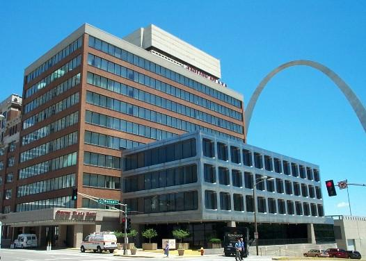 Drury Plaza Hotel - Hotels/Accommodations - 2 S 4th St, St Louis, MO, 63102, US