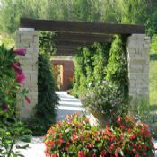 Lauritzen Gardens - Reception Sites, Attractions/Entertainment, Parks/Recreation, Ceremony Sites - 100 Bancroft St, Omaha, NE, 68108