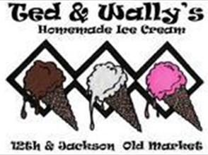 Ted & Wally's Ice Cream - Restaurants, Attractions/Entertainment - 1120 Jackson Street, Omaha, NE, United States