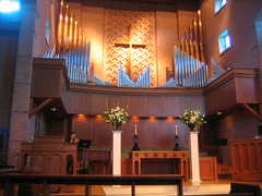 University Methodist Church - Ceremony - 3350 Dalrymple Dr, Baton Rouge, LA, 70802