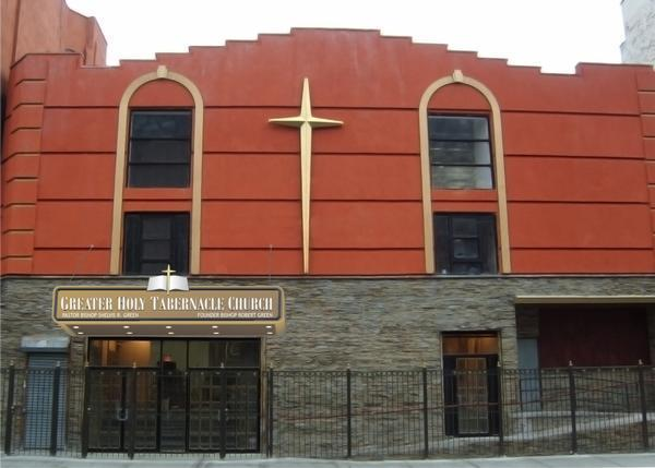The Greater Holy Tabernacle Church - Ceremony Sites - 3780 3rd Ave, Bronx, NY, 10456, US