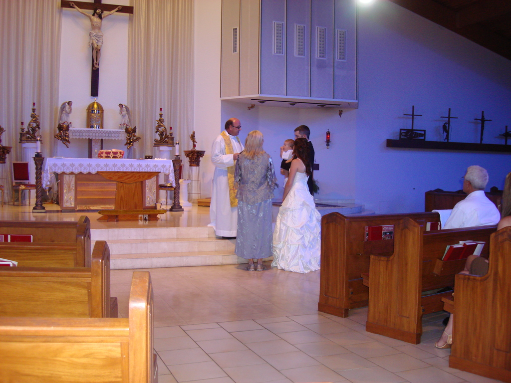 St. Joseph's Catholic Church - Ceremony Sites - 1501 N Alafaya Trail, Orlando, FL, 32828