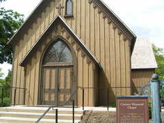 Century Memorial Chapel at Naper Settlement - Ceremony - 523 S. Webster Street, Naperville, IL, 60540, USA