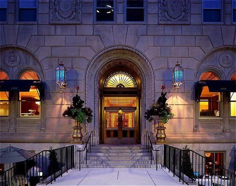 Cuffs - Jurys Boston Hotel - Bars/Nightife, Hotels/Accommodations - 350 Stuart Street,, Back Bay, Boston,, MA, United States