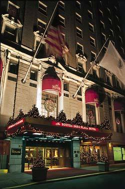 The Boston Park Plaza Hotel & Towers - Hotels/Accommodations, Ceremony Sites, Reception Sites - 50 Park Plaza, Boston, MA, 02116, US